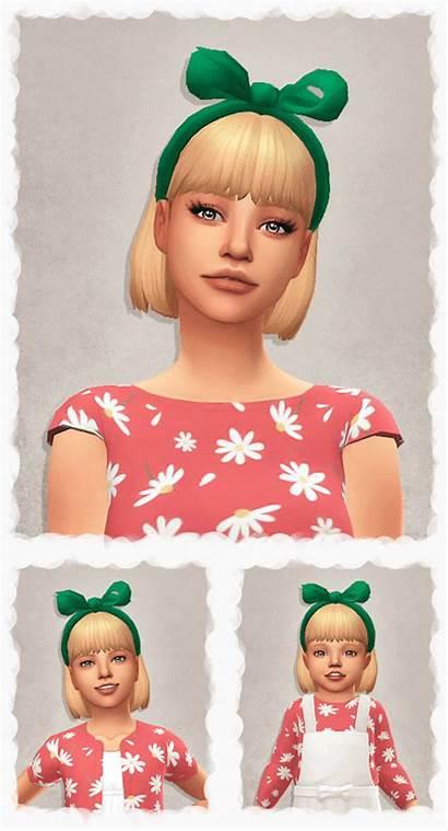 Intricately Silly Sims Headband Recolor Syaovu Ever