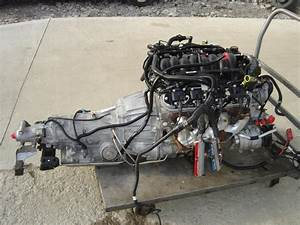 02 Camaro Ss Le 5 7l Ls1 Engine  U0026 Auto Transmission 61k
