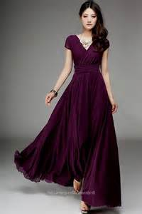 plum bridesmaid dress plum chiffon bridesmaid dresses naf dresses