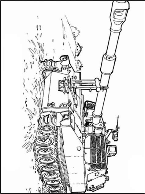 army tanks coloring pages   print army tanks coloring pages