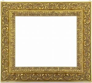 Cadre De Tableau : cadre avec sculpture cadre de tableau vide breteuil or ~ Dode.kayakingforconservation.com Idées de Décoration