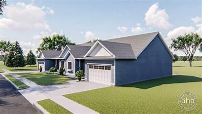 Plan Traditional Story Multi Mcgrath Plans Advancedhouseplans