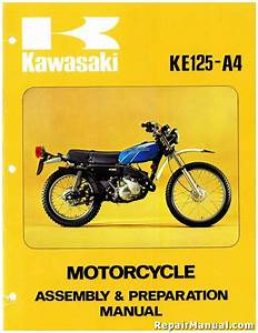 1977 Kawasaki Ke125