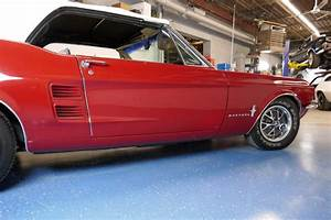 1967 Ford Mustang -LOW MILES-VERY RELIABLE CONVERTIBLE FUN- SEE VIDEO Stock # 67289CV for sale ...