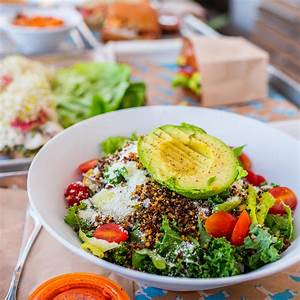 6 Delicious Choices for Healthy Food in the San Francisco ...  Healthy