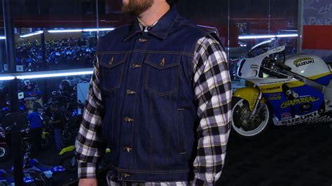 Biltwell Prime Cut Denim Motorcycle Vest Review