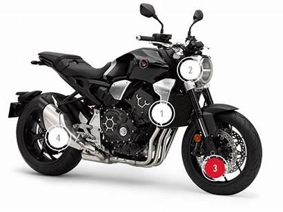 Cb1000r Honda Street Neo Sports Motorcycles Cafe