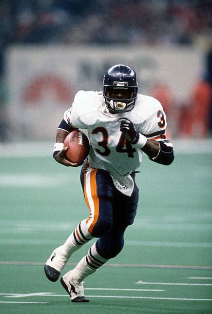 chicago bears walter payton pictures getty images