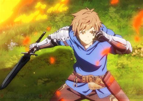 L Anime Granblue En Simulcast Vostfr L Anime Granblue En Simulcast Vostfr