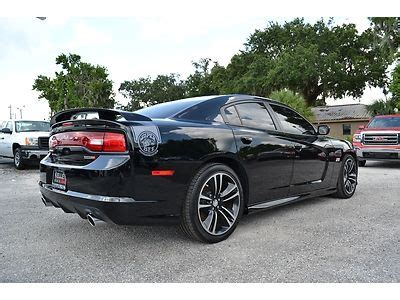 2012 Dodge Charger Srt8 Bee Horsepower by Buy Used 2012 Dodge Charger Srt8 Bee 1 Of 500 Pitch
