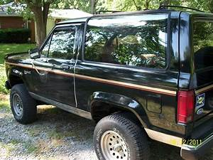 1988 Ford Bronco Ii - Overview