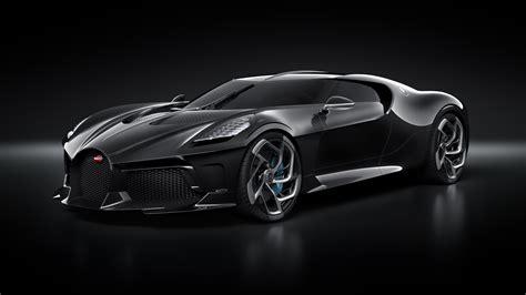 A New Bugatti by Bugatti Unveils La Voiture The Most Expensive New