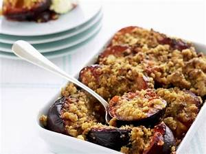 Pflaumen Crumble Rezept : pflaumen crumble rezept eat smarter ~ Lizthompson.info Haus und Dekorationen