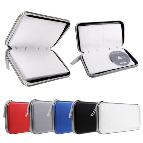pochette rangement cd dvd classeur rangement boite pochette etui range 40 80 cd dvd sac sacoche plastique ebay