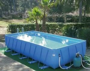 Piscine Plastique Rigide : piscine plastique rigide maison design ~ Voncanada.com Idées de Décoration