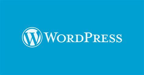 news announcements wordpressorg