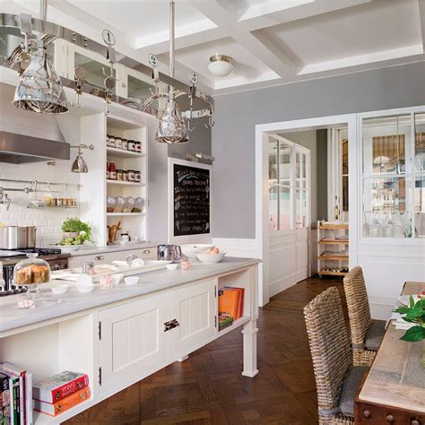 ver cocinas americanas cocina americana moderna  ver