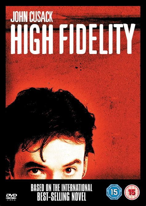 High Fidelity | DVD | Free shipping over £20 | HMV Store