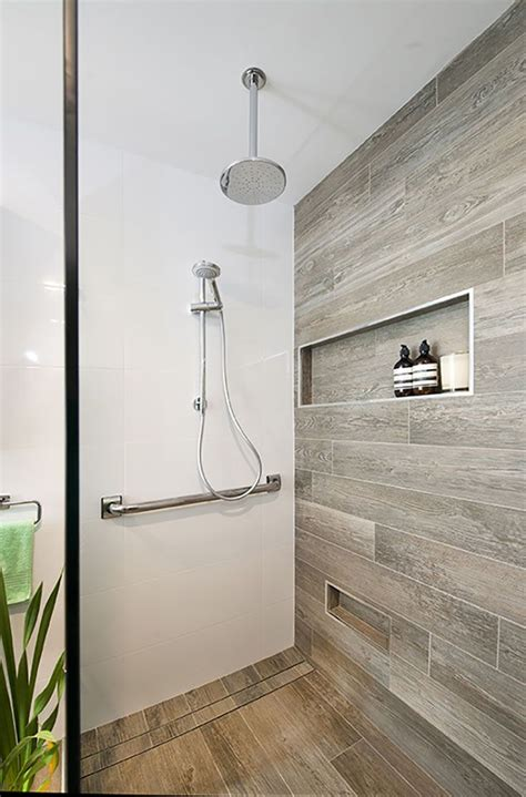 bathroom feature tile ideas image result for timber ash tile on wall farmhouse
