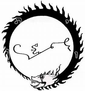 Sigil Of Leviathan - Symbols Wallpaper