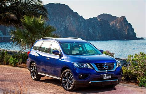 2018 Nissan Pathfinder Lands In Uae  Dubai, Abu Dhabi, Uae