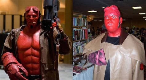 epic cosplay wins side  side  brutal cosplay fails