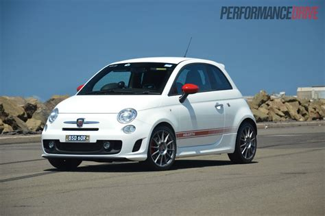 2013 Fiat Abarth Review by 2013 Fiat 500 Abarth Esseesse Review
