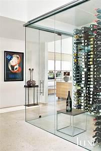 Porte Verre Mural : porte bouteilles mural et cave vin lectrique pour des connaisseurs ~ Teatrodelosmanantiales.com Idées de Décoration