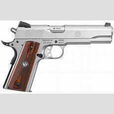 Gun Review Ruger Sr1911 Review  The Firearm Blogthe Firearm Blog