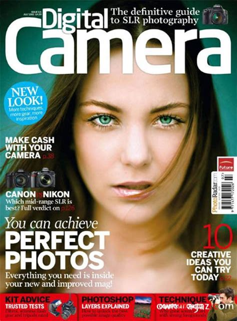 digital camera world july    magazines