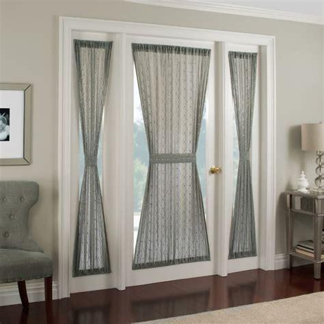 Vorhang Vor Tür by Elegante Front Fenster Vorhang Ideen Die Besten Front T 252 R