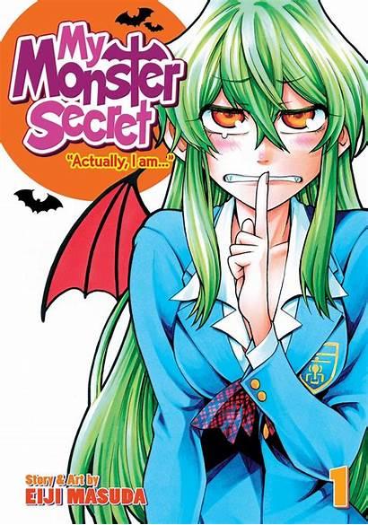 Monster Secret Manga Volume