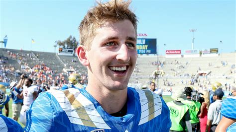 In november of 2010, i finally yielded to the call of ministry, and was ordained one year later. UCLA QB Josh Rosen makes examples of Alabama, Clemson in ...