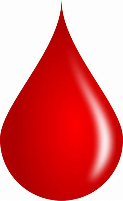 Blood Drop Svg Single History Clipart Commons