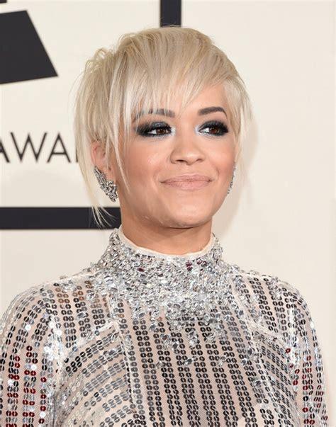 trendy hairstyles  slim   face popular