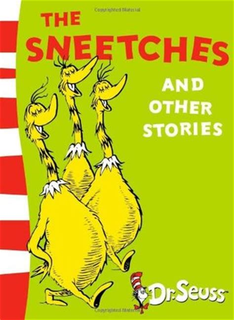 sneetches   stories  dr seuss reviews