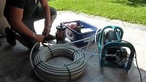 Kabel Durch Leerrohr Ziehen Werkzeug : ez15 zugschnur in 50m rohrrolle einblasen youtube ~ Michelbontemps.com Haus und Dekorationen