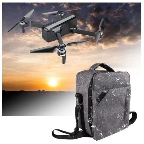 drone storage bag waterproof backpack portable carrying case  sjrc  rc quadcopter