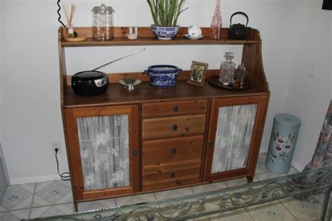 I Bought This Leksvik Buffet At Ikea A Few Years Ago. I