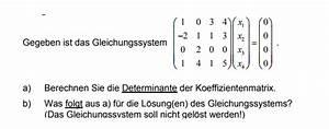 Eigenwert Matrix Berechnen : wie berechnet man diese determinante dieser 4x4 matrix ~ Themetempest.com Abrechnung