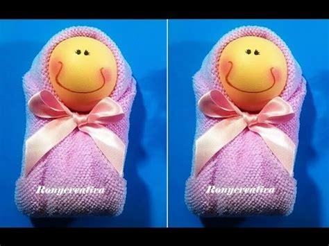 Bebe Baby Shower by Recuerdos Para Baby Shower Bebe De Toalla Baby Shower
