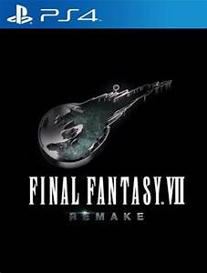 Final Fantasy VII Remake PS4 Pre Order Now At Mighty