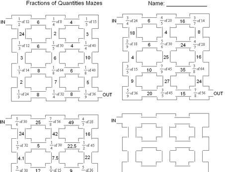 fractions of quantities fracţii ks2 maths fractions