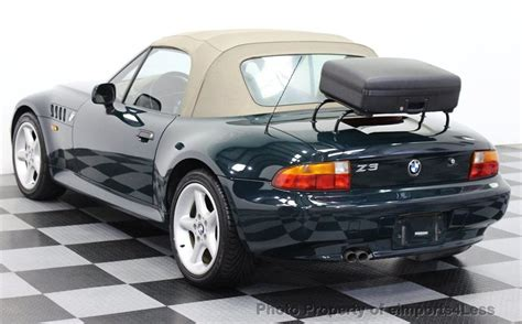 1998 Used Bmw Z3 Z3 2.8. Six Cylinder Convertible 5 Speed