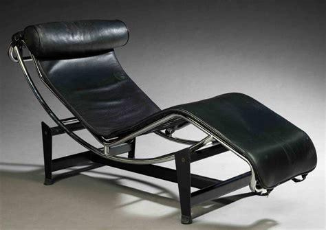 fauteuil de bureau charles eames chaise longue design italien en cuir le corbusier lc4