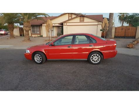 2003 Volvo S40 For Sale by Used 2003 Volvo S40 For Sale By Owner In Avondale Az 85392