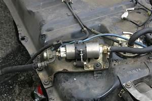 Step By Step Engine Removal 1987 Mitsubishi Cordia