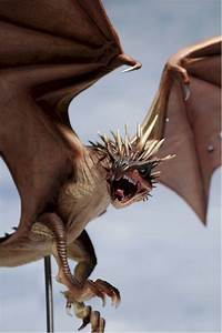 hungarian horntail dragon statue image search results