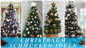 Christbaumschmuck Trend 2017 : christbaum schm cken ideen youtube ~ Watch28wear.com Haus und Dekorationen