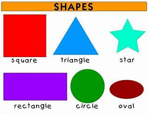 Shapes for kids | Teaching shapes with flashcards ...